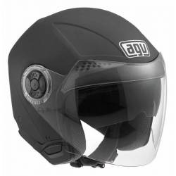 Casco Agv New Citylight Negro Mate