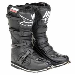 Bota Axo Mx Drone Negras Off Road