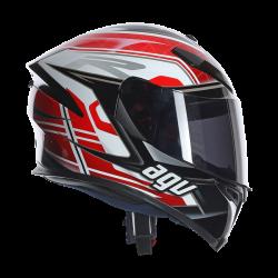 Agv K5 Dimension Rojo visor solar SV