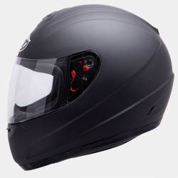 Casco MT Thunder Solid Negro Mate