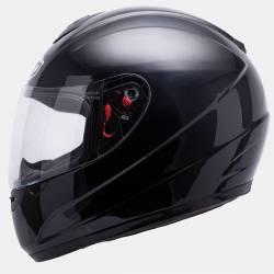 Casco MT Thunder Solid Negro Brillante