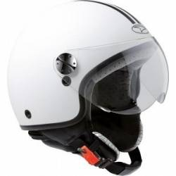 Casco Jet Axo Subway White W02