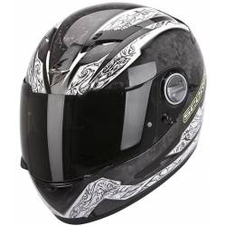 Casco Scorpion Exo 500 Air Ison Negro Amarillo