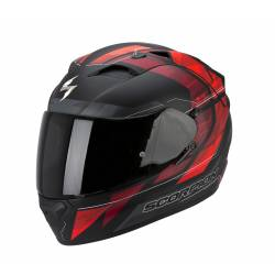 Casco Scorpion Exo 1200 Hornet Negro Rojo