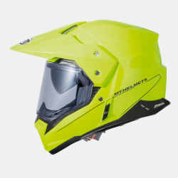 Mt Helmets Synchrony Duo Sport Sv Trail Yellow