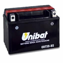 Bateria Unibat Ytx9-Bs