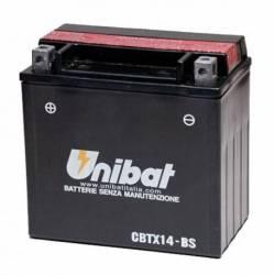 BATERIA UNIBAT CBTX14L-BS