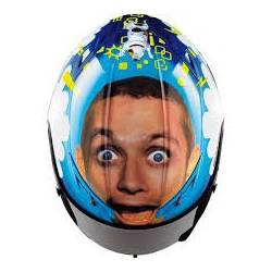 Casco Integral Agv Gp Tech Valentino Face