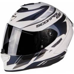 Scorpion Exo 1400 Air Cup White Blue