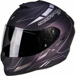 Scorpion Exo 1400 Air Cup Black Silver