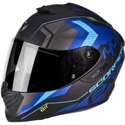 Scorpion Exo 1400 Air Trika Black Blue