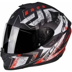 Scorpion Exo 1400 Air Picta Black Red