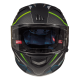 Casco Mt Fibra Kre Sv Intrepid Black Green