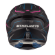 Casco Mt Fibra Kre Sv Intrepid Black Pink
