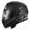 Casco NZI Symbio2 Duo Graphics Fiber Volt Black White