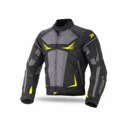 Chaqueta MT Seventy JR55 Invierno Racing Black Yellow Chico