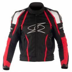 Chaqueta Spyke Top Sport WP Negra Roja
