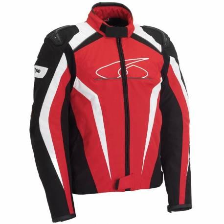 Chaqueta Spyke Corsa WP Roja