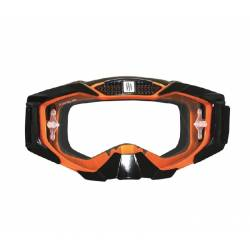 Gafas de cross Shiro ANTIVAHO Naranjas