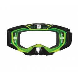 Gafas de cross Shiro ANTIVAHO Verdes