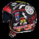 Casco Mt Le Mans 2 SV Anarchy Black