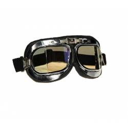 Shiro Gafas Aviador Custom vintage Cafe Racer Bad boy