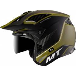 Casco Mt Trial District Sv Post Verde Mate