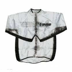 Chubasquero para Cross Enduro N. Transparente