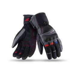 Guantes Seventy SD-T25 IMPERMEABLES MUJER GREY/RED/BLUE