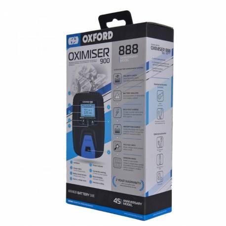 Cargador Baterias Oxford Oximiser 900 (888 Anniversary Edition)
