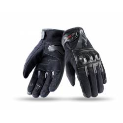 GUANTES SEVENTY SD-N19 INVIERNO NAKED HOMBRE NEGRO GRIS