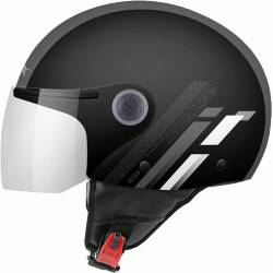 Casco JET STREET SCOPE D7 GLOSS GREY