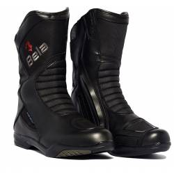 Bota de Moto Impermeable Bela Air Tech Negra