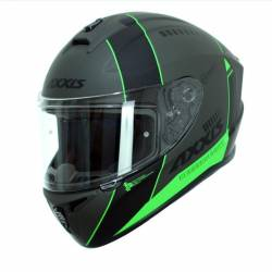 Casco Integral Axxis Draken Mp4 Verde Mate