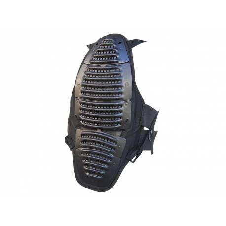 Espaldera de protección para Moto