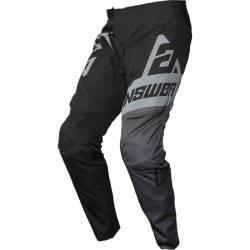 Pantalón MotoCross enduro Antracita