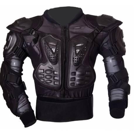 Peto Protección Moto cross R-tech negro
