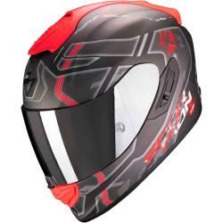Casco SCORPION EXO 1400 AIR Spatium Rojo