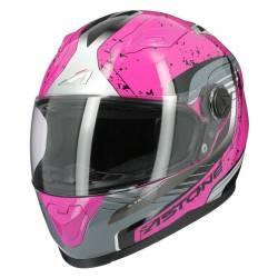 Astone Gt2 Geko Pink Casco integral