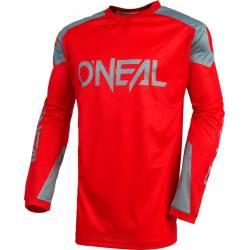 Camiseta Motocross Oneal Roja