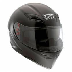 Casco Agv Skyline Negro Brillo