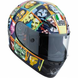 Agv Gp Tech Rossi Faces Limited Edition