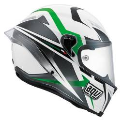 Agv Corsa Multi W Velocity White Black Green