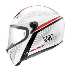 Agv Gt Veloce Aspide White Black Red