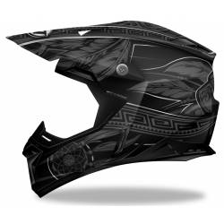 Casco Mt Off Road Synchrony Black